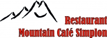 Restaurant  Mountain Café Simplon